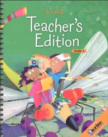 9780669008883-0669008885-Great Source Write Source: Next Generation, Grade 4, Teacher's Edition