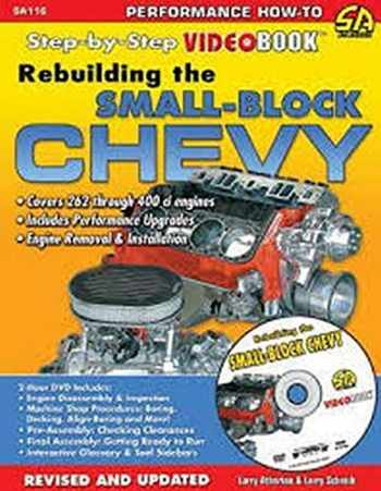9781613251973-1613251971-Rebuild the Small-Block Chevy Videobook: Step-by-Step Videobook