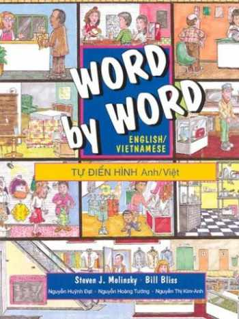 9780132786072-0132786079-Word by Word Picture Dictionary: English Vietnamese Edition