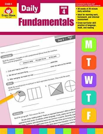 9781629383583-1629383589-Evan-Moor Daily Fundamentals, Grade 4