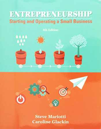 9780134422565-0134422562-Entrepreneurship: Starting and Operating a Small Business Plus MyLab Entrepreneurship with Pearson eText -- Access Card Package (4th Edition)