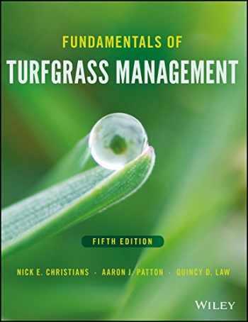 9781119204633-1119204631-Fundamentals of Turfgrass Management