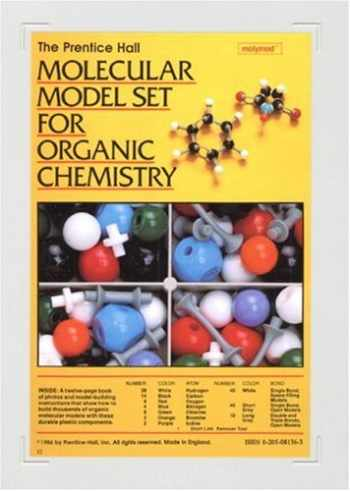 9780205081363-0205081363-Prentice Hall Molecular Model Set For Organic Chemistry