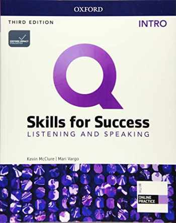 9780194905121-0194905128-Q Skills for Success (3rd Edition). Listening & Speaking Introductory. Student's Book Pack (Q Skills for Success 3th Edition) (Spanish Edition)