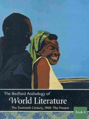9780312610944-0312610947-Bedford Anthology of World Literature Books 4, 5, and 6  & Writing about Literature with 2009 MLA Update