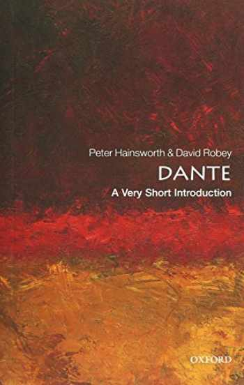 9780199684779-0199684774-Dante: A Very Short Introduction (Very Short Introductions)