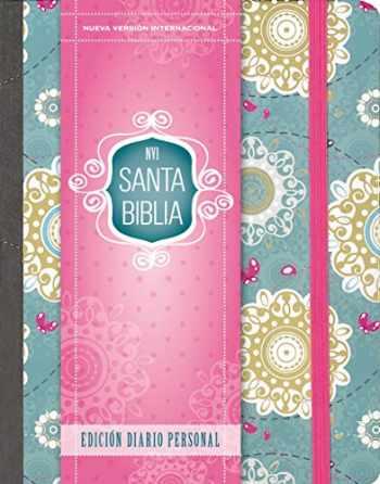 9780829768138-0829768130-Santa Biblia NVI, edición diario personal - Floral (Spanish Edition)