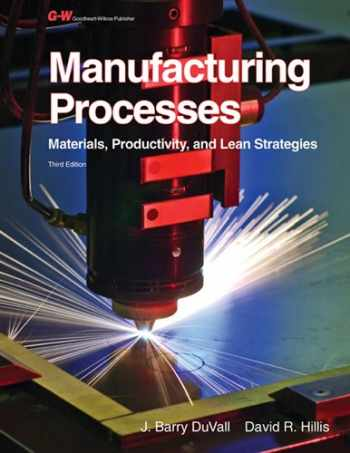 9781605255699-1605255696-Manufacturing Processes: Materials, Productivity, and Lean Strategies