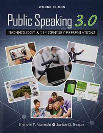 9781465278494-1465278494-Public Speaking 3.0: Technology and 21st Century Presentations