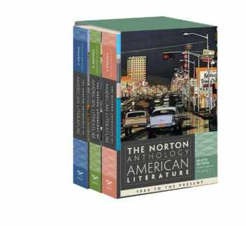 9780393913101-0393913104-The Norton Anthology of American Literature (Eighth Edition) (Vol. Package 2: Volumes C, D, E)