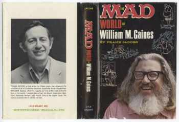 9780818400544-0818400544-The Mad World of William M. Gaines