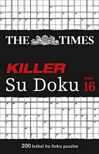 9780008342913-0008342911-The Times Killer Su Doku: Book 16