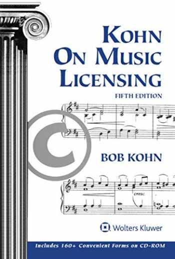 9781543803860-1543803865-Kohn on Music Licensing