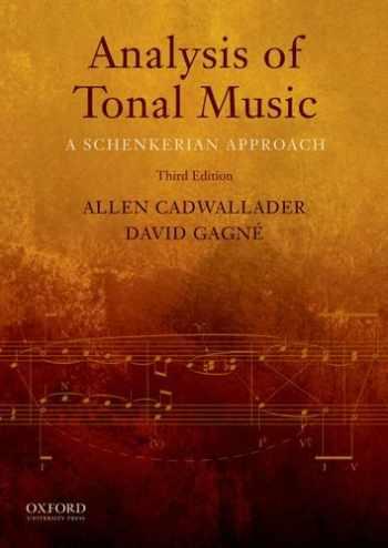 9780199732470-0199732477-Analysis of Tonal Music: A Schenkerian Approach
