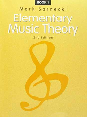 9781554402793-1554402794-TST01 - Elementary Music Theory, 2nd Edition: Book 1