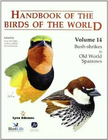 9788496553507-8496553507-Handbook of the Birds of the World. Volume 14: Bush-shrikes to Old World Sparrows