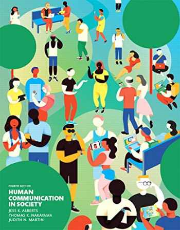 9780133754001-0133754006-Human Communication in Society (4th Edition)