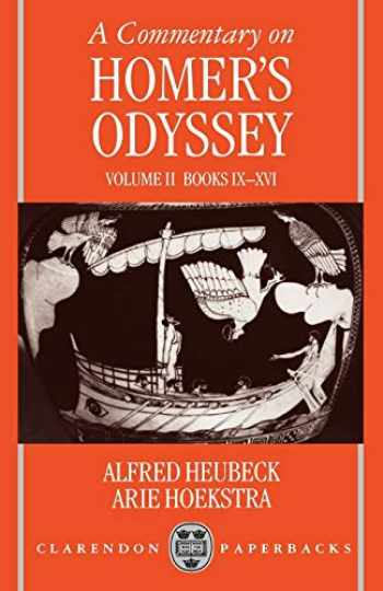9780198721444-0198721447-A Commentary on Homer's Odyssey: Volume II: Books IX-XVI (Commentary on Homer's Odyssey) (Clarendon Paperbacks)