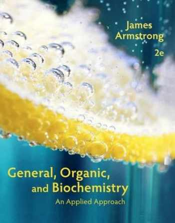 9781285461434-1285461436-General, Organic, and Biochemistry, Hybrid Edition (with OWLv2 24-Months Printed Access Card)