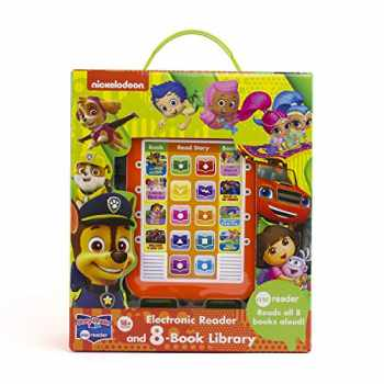 9781503711716-1503711714-Nickelodeon PAW Patrol, Bubble Guppies, and more! - Me Reader Electronic Reader and 8 Book Library - PI Kids