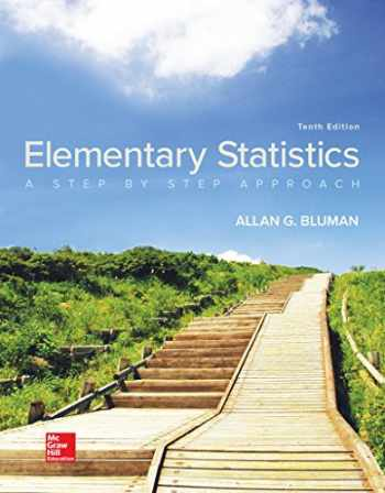 9781260042061-1260042065-Student Solution's Manual for Elementary Statistics: A Step By Step Approach