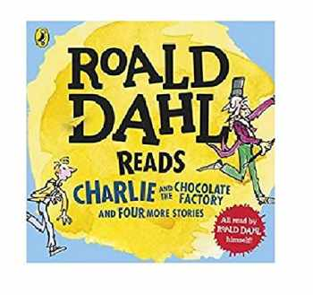9781611761955-1611761956-The Roald Dahl Audio Collection: Includes Charlie and the Chocolate Factory, James and the Giant Peach, Fantastic Mr. Fox, The Enormous Crocodile & The Magic Finger