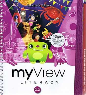 9780134909431-0134909437-My View Literacy 2.2 Teacher's Edition (Unit 2 Answer Keys)