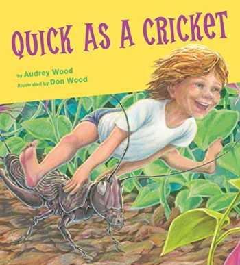 9780358362630-0358362636-Quick as a Cricket