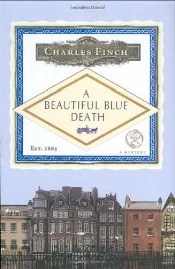 9780312359775-0312359772-A Beautiful Blue Death (Charles Lenox Mysteries)