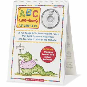 9780439784399-0439784395-Scholastic Classroom Resources ABC Sing-Along Flip Chart