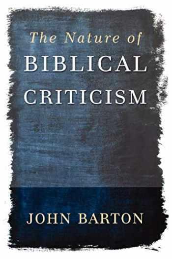 9780664225872-066422587X-The Nature of Biblical Criticism