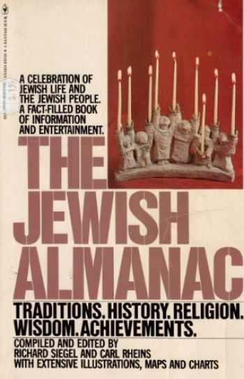 9780553012651-0553012657-The Jewish Almanac