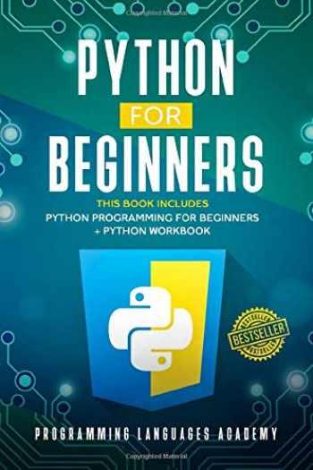 9781654414016-1654414018-Python for Beginners: 2 Books in 1: Python Programming for Beginners, Python Workbook
