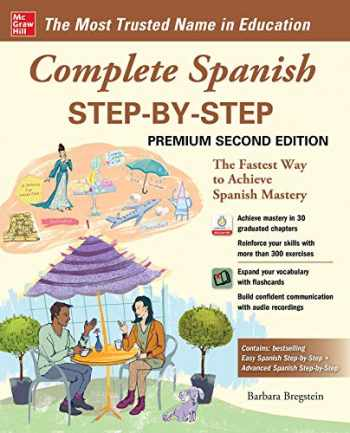 9781260463132-1260463133-Complete Spanish Step-by-Step, Premium Second Edition