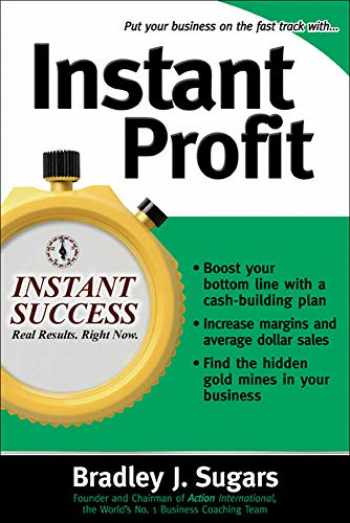 9780071466684-0071466681-Instant Profit (Instant Success Series)