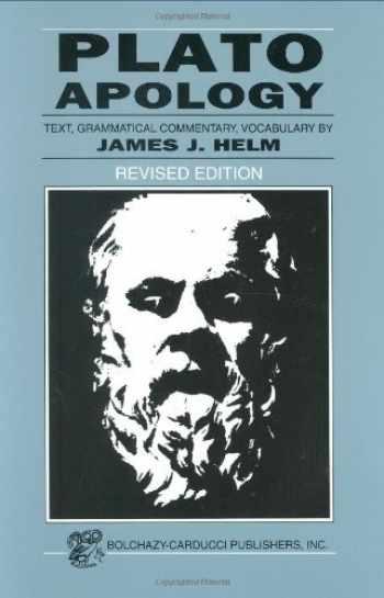 9780865163485-0865163480-Plato: Apology (Greek Edition) (Greek and English Edition)