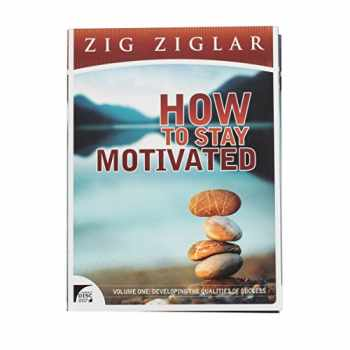 9781562077280-1562077287-Zig Ziglar - How to Stay Motivated - Developing the Qualities of Success 7 Cd Audio Program