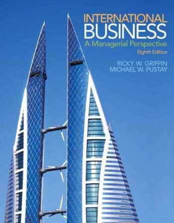 9780133506297-0133506290-International Business: A Managerial Perspective