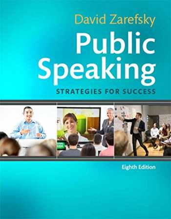 9780134169880-0134169883-Public Speaking: Strategies for Success (8th Edition)