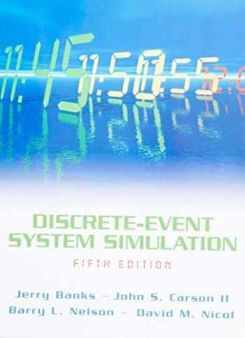 9780136062127-0136062121-Discrete-Event System Simulation (5th Edition)