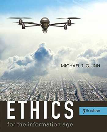 9780134296548-0134296540-Ethics for the Information Age (7th Edition)
