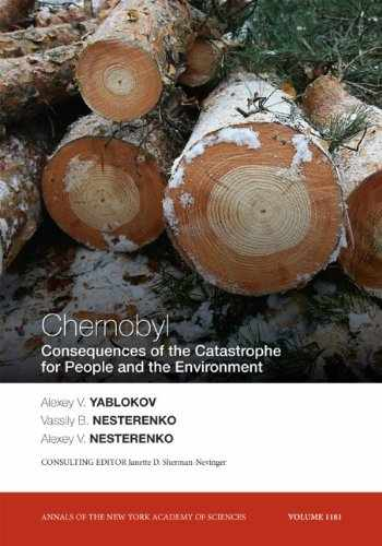 9781573317573-1573317578-Chernobyl: Consequences of the Catastrophe for People and the Environment, Volume 1181 (Annals of the New York Academy of Sciences)
