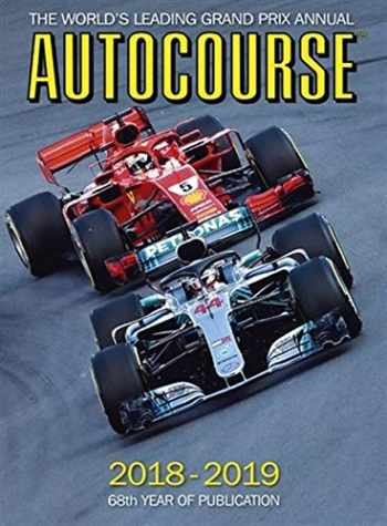 9781910584316-1910584312-Autocourse 2018-19: The World's Leading Grand Prix Annual