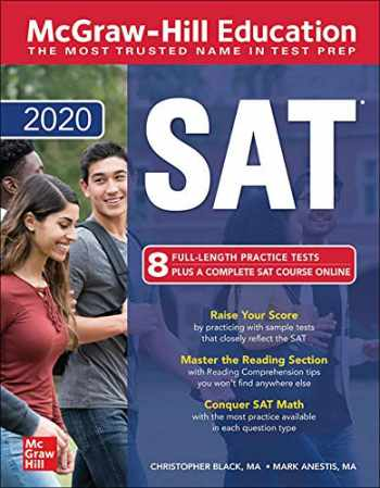 9781260453553-1260453553-McGraw-Hill Education SAT 2020
