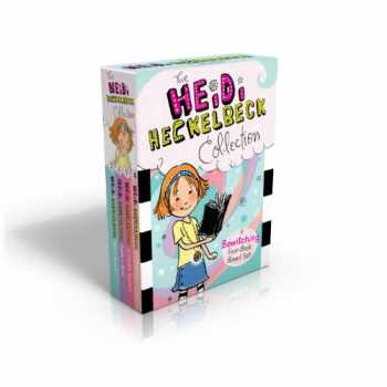 9781442489769-1442489766-The Heidi Heckelbeck Collection: A Bewitching Four-Book Boxed Set: Heidi Hecklebeck Has a Secret; Heidi Hecklebeck Casts a Spell; Heidi Hecklebeck and the Cookie Contest; Heidi Hecklebeck in Disguise
