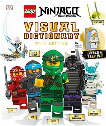 9781465485014-1465485015-LEGO NINJAGO Visual Dictionary, New Edition: With Exclusive Teen Wu Minifigure