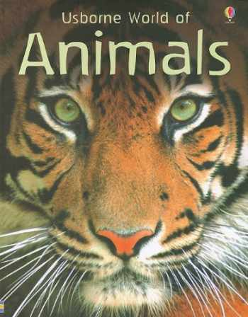 9780794520335-0794520332-Usborne World of Animals
