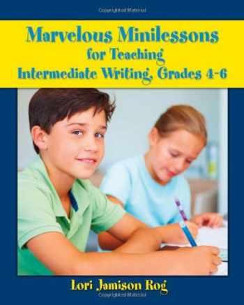 9780872078321-0872078329-Marvelous Minilessons for Teaching Intermediate Writing, Grades 4-6