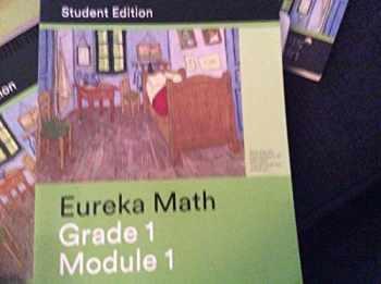 9781632552884-1632552884-Eureka Math Grade 1 module 1 Student Edition