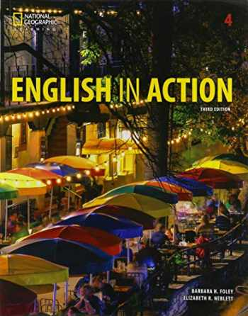 9781337906883-1337906883-English in Action 4 with Online Workbook